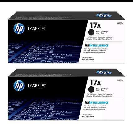 Original Hp toners available image 2