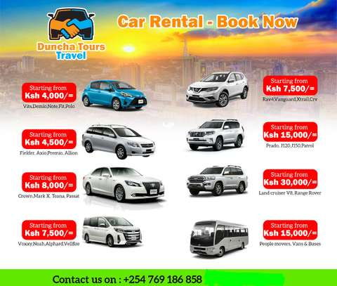Cars for hire image 1
