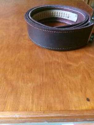 Pure leather Automatic belt