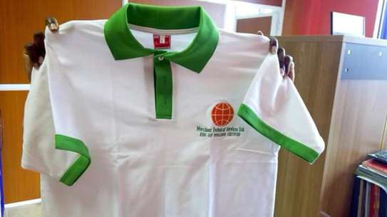 T-SHIRTS BRANDING(Screen & Embroidery Printing) image 4