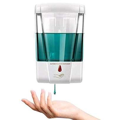 Automatic soap or sanitizer dispenser image 2