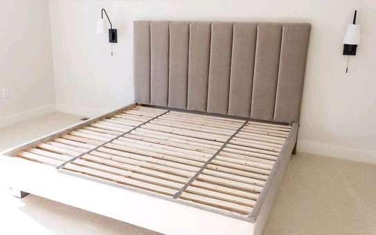 Modern tufted beds for sale in Nairobi Kenya/6*6 kingsize beds/latest bed designs image 1