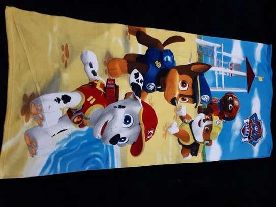 Cartoon towels image 12