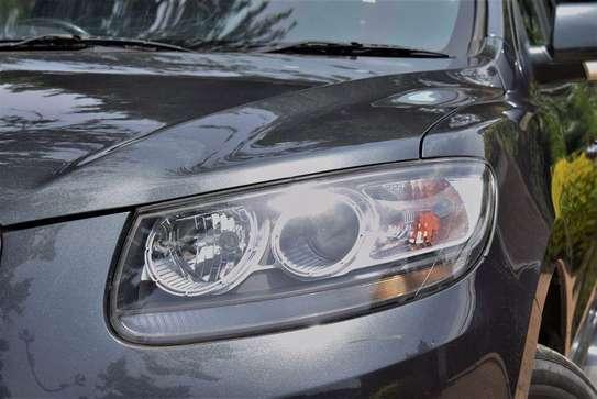 Hyundai SantaFe Year 2012 KCX Gray Color Ksh 1.95M image 5