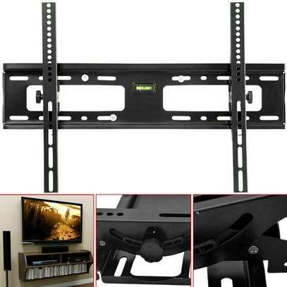 TV Bracket Tilt TV Wall Mount Bracket with Built-In Tri Spir image 1