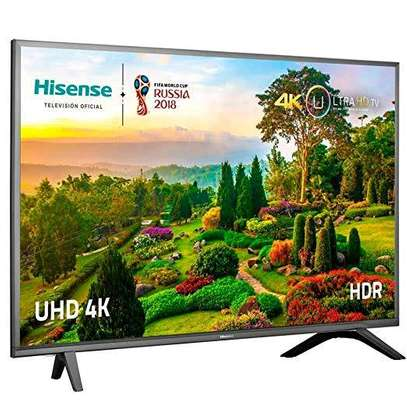 Hisense 55 inches smart UHD Android TV image 1