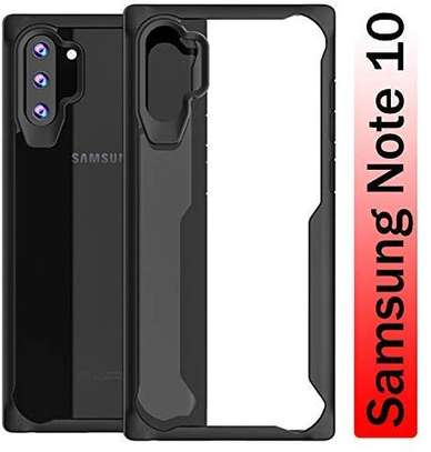 Ipaky Drop-Resistant Hybrid Clear Case for iPhone Samsung Note 10/Note 10 Plus image 4