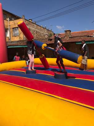 Inflatable Interactive Games image 10