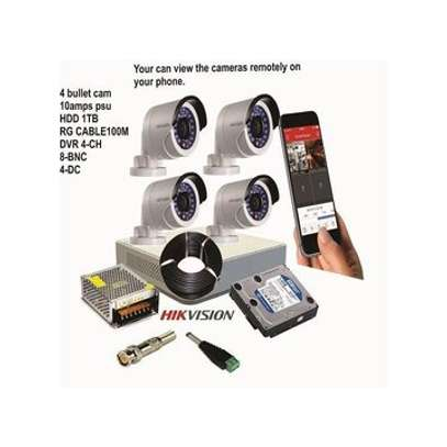 CCTV cameras/you can moniter from your  phone image 3