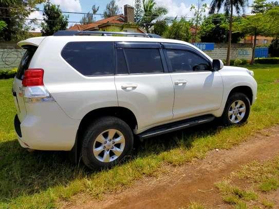 Toyota Prados J150 for Hire image 5