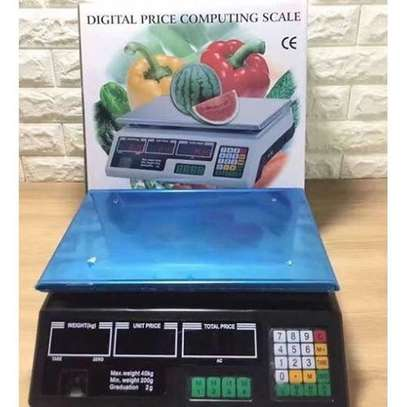 40KG Price Computing Scale