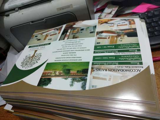 Brochures printing Services image 2