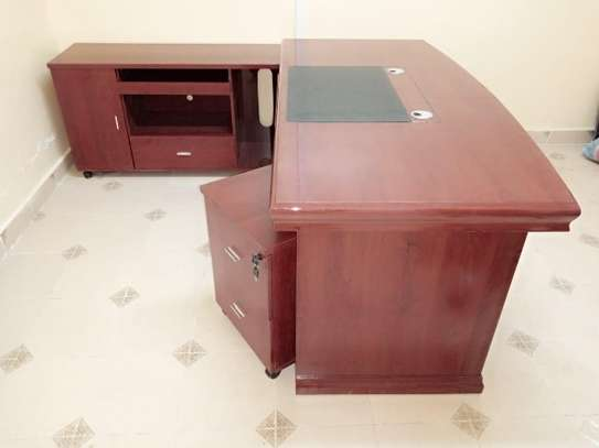 1.8 meters executive office desk image 5