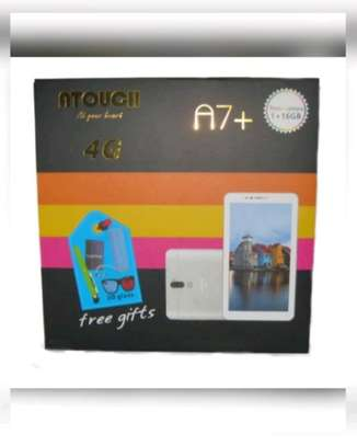 Atouch Droidpad kids tablet 4G A7+ (16gb+1gb) image 1