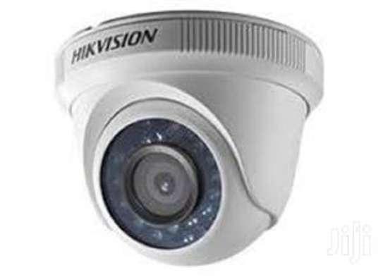 HIK Vision HD720P Indoor IR Turret Camera 1 MP image 1