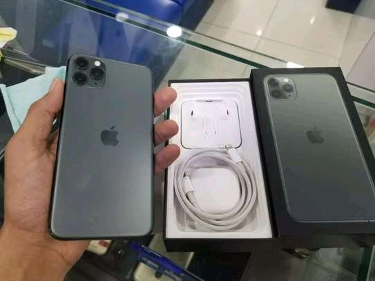 Apple iPhone 11 Pro Max 512GB Green image 5