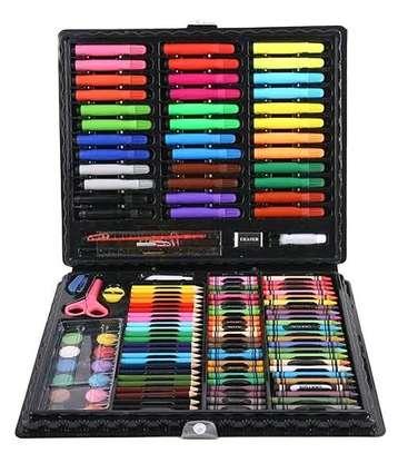 150  Kids colouring set image 2