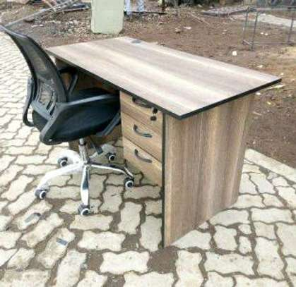 Office desk and chair available image 1