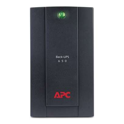 APC Back-UPS 650VA, 230V, AVR, Universal Sockets image 2