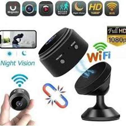 A9 1080P Mini Camera wifi Smart Home Micro 360 Small Camera Wireless Security IP Cam For Baby Pet Home Monitor image 1