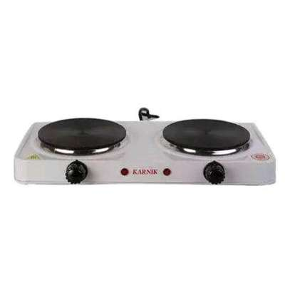 double electric hotplate image 1