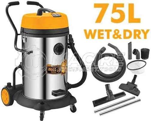 INGCO 75l Vacuum cleaner image 1