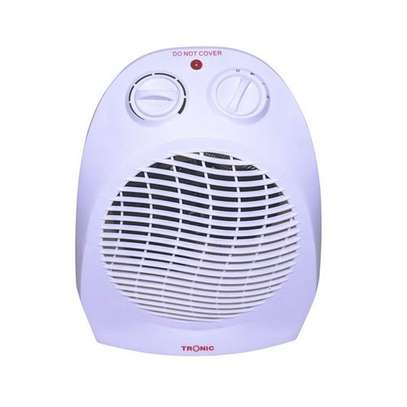 Tronic Fan Room Heater (warm Yourself Indoors)- White.. image 1