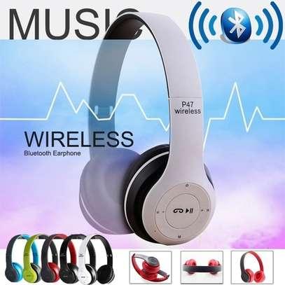 Headphone Music Headset image 1
