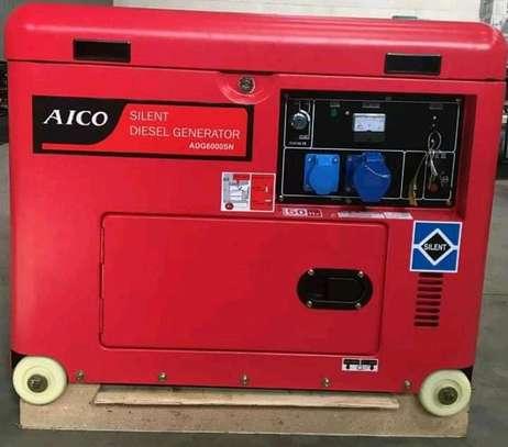 5kva diesel power generator