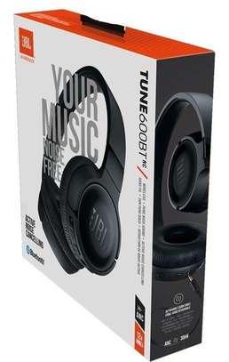 JBL TUNE 600BTNC - Noise Cancelling On-Ear Wireless Bluetooth Headphone image 1