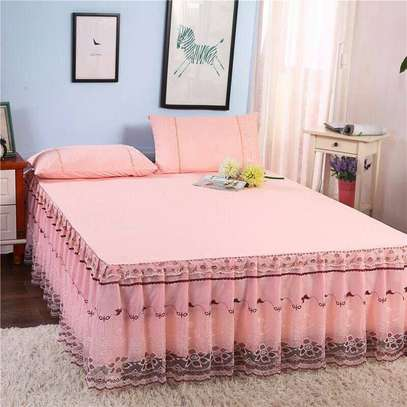 3 PC HIGH QUALITY BED COVER image 2