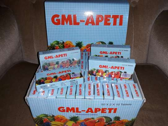 GML APETI | WEIGHT GAIN | LOSS OF APPETITE image 1