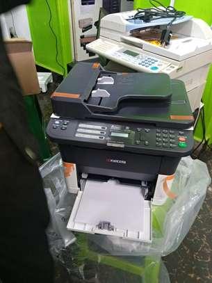 Kyocera Ecosys FS-1025 MFP Photocopier Machine image 1
