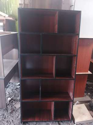 6fts height executive book shelves image 6