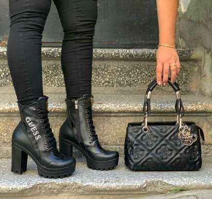 Chanel Bags and Boots image 3