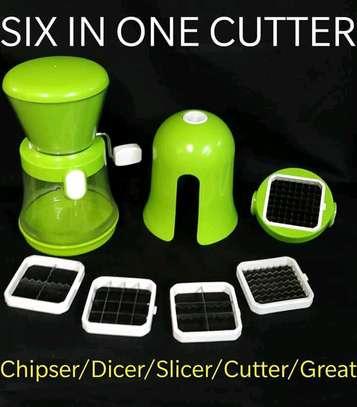 6 in 1 Fasten kitchenware image 1
