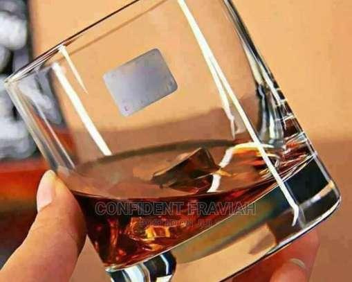 Whiskey Round Glasses* image 1