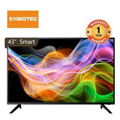 SYINOTEC 43''Smart Android TV,YOUTUBE,WIFI,NETFLIX image 1