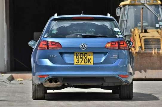 Volkswagen golf variant MK7 Tsi  Year 2014 || 1400cc turbo image 5