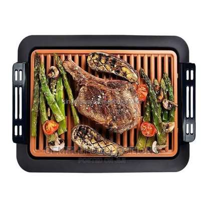 Electric Smokeless Grill image 2