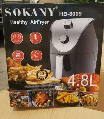 Sokany Air Fryer Machine image 1