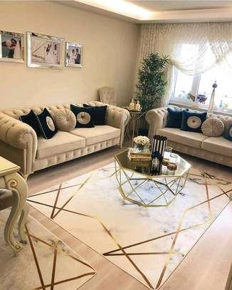 Modern Livingroom sofa designs for sale in Nairobi Kenya/Unique sofas and sectionals kenya image 1