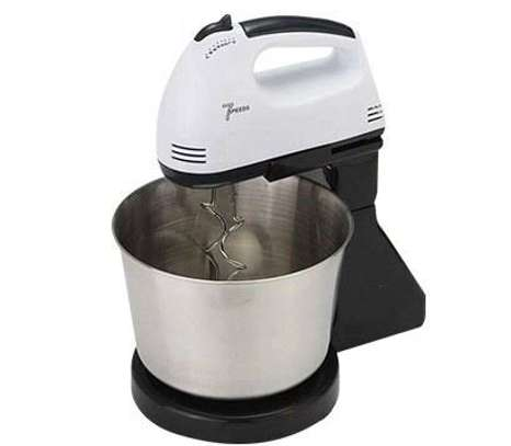 Electric handmixer with bowl and stand image 4