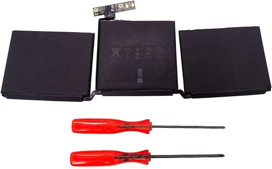 Replace the battery A1713 compatible for Apple MacBook Pro 13'A1708 image 1