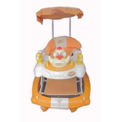 3 in 1 Baby Walker - Multicolored