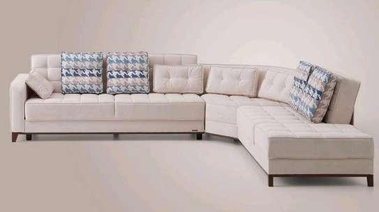 Seven seater sofa set designs for sale in Nairobi Kenya/Modern corner seats/sofas and sectionals for sale in Nairobi Kenya image 1