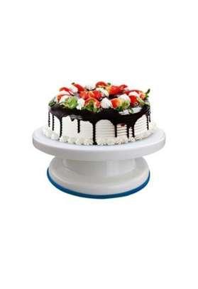 Cake decorating turntable image 1