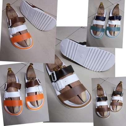 Unisex open shoes image 1