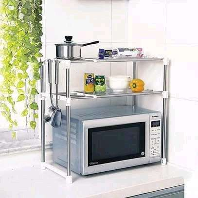Simple microwave Stand image 1
