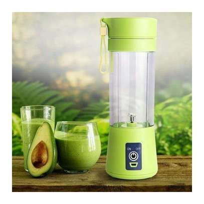 Portable Rechargeable Usb Juicer Blender image 1